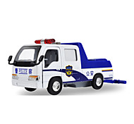 Military Vehicle Pull Back Vehicles Car Toys 1:10 Metal White Outdoor Fun & Sports