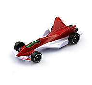 Coche de Fórmula 1 Juguetes 1:64 Metal Plástico Rojo