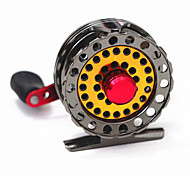 Fishing Reel Spincast Reel 2.6:1 1 Ball Bearings Exchangable General Fishing-F007