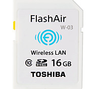 TOSHIBA 16GB Wifi SD Card memory card Class10 Flash air