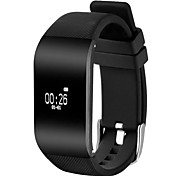 YYR1 Smart Bracelet / Smart Watch / Activity TrackerLong Standby / Pedometers / Heart Rate Monitor / Alarm Clock / Distance Tracking
