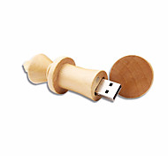 4GB USB 2.0 Flash Drive Wooden Pen dirve USB disk