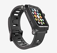 alça de substituição desporto silicone para a série relógio maçã 2 42 milímetros 38 milímetros