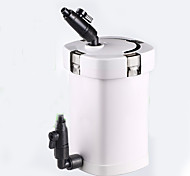 Aquários Filtros Poupança de Energia Plástico 220V