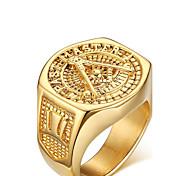 Муж. Жен. Массивные кольца Любовь По заказу покупателя бижутерия Позолота Бижутерия Бижутерия Назначение Свадьба Для вечеринок День