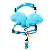 Pet Traction Rope Harness Angel Sings Rabbit Traction Rope New Pet Products