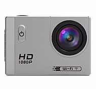 Action Camera Wifi HD 1080P 12MP 2.0inch LCD 170degree Wide-angle Waterproof 30m HDMI Sport Camera