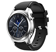 For Samsung Gear S3 Classic Frontier Fashion Sports Silicone Bracelet Strap Band 22mm