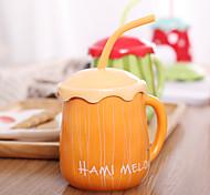 Стаканы, 500 Керамика Сок Молоко Кофейные чашки