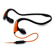 Newest Fashion Sport Running Headset High Quality Neckband In Ear Style Waterproof Sweatproof Earphones with Mic Microphone