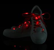 cadeaux créatifs électroniques conduit de mode lacets lumineux