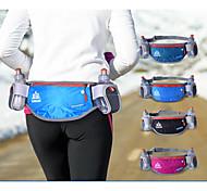 Пояс Чехол Пояс с кармашком для фляги Гидрационный рюкзак для Бег Отдых и Туризм Рыбалка Велосипедный спорт/Велоспорт Отдых и туризм