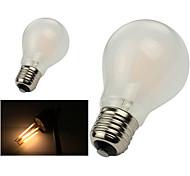 2 piezas ONDENN E26/E27 8 COB 800 LM Blanco Cálido A60(A19) edison Cosecha Bombillas de Filamento LED AC 100-240 / AC 110-130 V