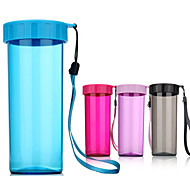 Colored Drinkware, 430 ml Large Capacity Plastic Juice Water Tumbler