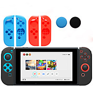 Nintendo Switch Gamepads Protective Case Non-Slip Button Random Delivery