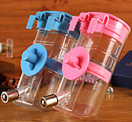 Dog Water Dispenser Pet Water Dispenser Dog Water Bottle PET Hanging Dog Kettle Cat Drinking Machine Pet Supplies