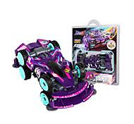 Race Car Toys 1:12 Plastic Purple