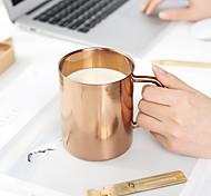 Стаканы, 450 Нержавеющая сталь Сок Молоко Кофейные чашки