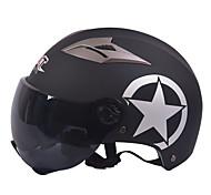 GXT m11 мотоцикл половина шлем двойной линзы Харли солнцезащитный шлем летом унисекс подходит для 55-61cm с коротким чайном зеркальным