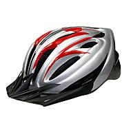 Sports Unisex Bike Helmet 17 Vents Cycling Cycling Mountain Cycling Road Cycling Recreational Cycling Hiking Climbing PC EPSYellow Red