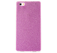 For Huawei P8 P8 Lite Case Cover Flash Powder Series TPU Material Phone Case