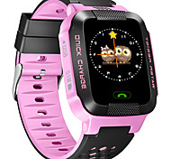 GPS YYY21 Watch Touch Screen  Positioning Smart Watch Children SOS Call Location Finder Device Anti Lost Reminder