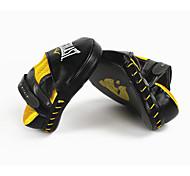 Muay Thai MMA Boxing Gloves Sandbag Punch Pads Hand Target Focus Training Circular Mitts for Kick Fighting