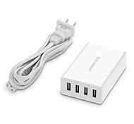 UGREEN® Dock Charger For iPad For Cellphone For Tablet For iPhone For Smart Watch 4 USB Ports US Plug