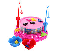 Fishing Toys Novelty & Gag Toys Toys Novelty Toys ABS Pink For Boys For Girls