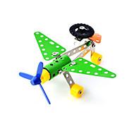 Avión y helicóptero Juguetes 1:12 Metal Plástico Arco iris