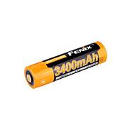 fenix 18650 3.6v 3400mah li-ion de la batería recargable-ARB-l18-3400