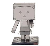 Набор для творчества Металлические пазлы Для получения подарка Конструкторы Модели и конструкторы Робот Металл от 14 лет Розовый Игрушки