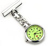 Reloj de Bolsillo Cuarzo / Aleación Banda Casual Plata