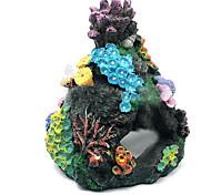 Aquarium Decoration Ornament Non-toxic & Tasteless Resin