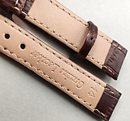 Men's/Women'sWatch Bands cow leather 14mm Watch Accessories