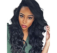 1PC TRES JOLIE Body Wave Human Hair 10-20Inch Natural Black Color 1b Human Hair Weaves