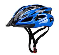 Sports Unisex Bike Helmet 18 Vents Cycling Cycling Mountain Cycling Road Cycling Recreational Cycling Hiking Climbing PC EPSYellow Red