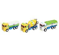 Construction Vehicle Toys 1:24 Plastic Rainbow