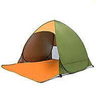 2 человека Световой тент Тент для пляжа Один экземляр Палатка Тент для пляжа Теплоизоляция Влагонепроницаемый Хорошая вентиляция