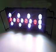 Aquarium LED Lighting Red Energy Saving Adjustable LED Lamp 220V