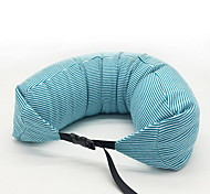 1 PC Poliéster Funda de almohada Mantas,A Rayas Moderno/Contemporáneo