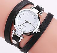 Hot Selling Fashion Luxury Leather Bracelet Watch Ladies Quartz Watch Casual Women Wrist Watch Relogio Feminino