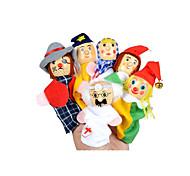 Finger Puppet Novelty & Gag Toys Toys Plush