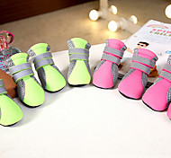 Cat Dog Shoes & Boots Cute Sports Fashion Casual/Daily Love Fabric