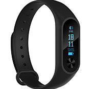 bluetooth Smart Band 0.86 OLED display wristband Heart Rate Monitor Smartband Health Fitness Tracker bracelet for Android iOS
