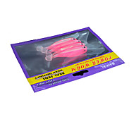2 pçs Isco Suave / Amostras moles Cores Aleatórias 10 g Onça mm polegada,Plástico Pesca Geral