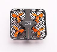 Drohne RC 4 Kan?le 6 Achsen 2.4G - Ferngesteuerter QuadrocopterLED - Beleuchtung Ein Schlüssel Für Die Rückkehr Ausfallsicher Kopfloser
