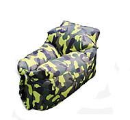 Надувой коврик Походный коврик Коврик для пикника Походные подушки Надувные матрасы КреслоТеплоизоляция Влагонепроницаемый