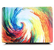 Oil Painting Rainbow Pattern MacBook Case For MacBook Air11/13 Pro13/15 Pro with Retina13/15 MacBook12