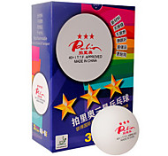 6 3 Stars Ping Pang/Table Tennis Ball Others Indoor Practise Leisure Sports